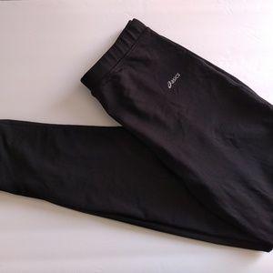 Asics workout leggings size medium tall